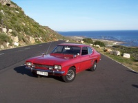 1969 Ford Capri picture
