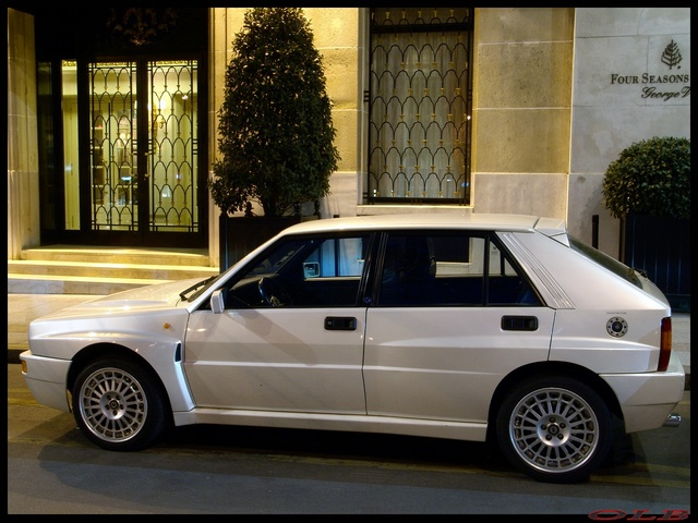 Picture of 1993 Lancia Delta, exterior, gallery_worthy