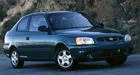 Picture of 2001 Hyundai Accent GS 2-Door Hatchback FWD, gallery_worthy