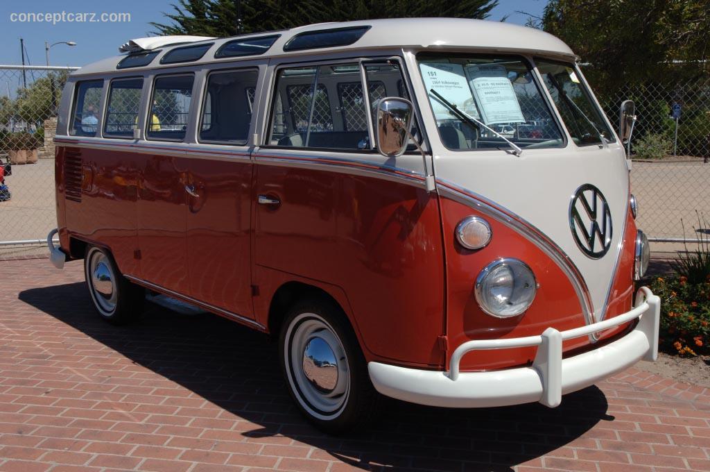Picture of 1964 Volkswagen Microbus