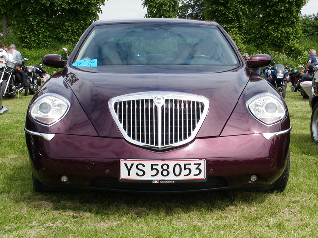 Picture of 2003 Lancia Thesis, exterior