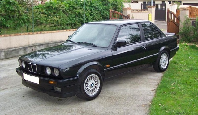 Picture of 1990 BMW 3 Series 318is, exterior