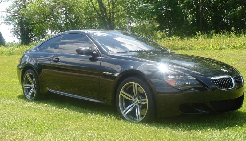 picture of 2006 bmw m6 coupe exterior. Black Bedroom Furniture Sets. Home Design Ideas