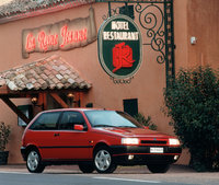 Picture of 1993 FIAT Tipo, exterior, gallery_worthy