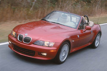 Picture of 2002 BMW Z3, exterior, gallery_worthy