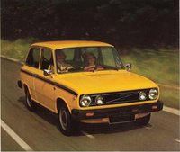 1975 Volvo 66 Overview