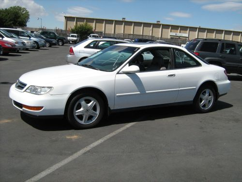 1997 Acura CL 2 Dr 2.2 Coupe - Pictures - 1997 Acura CL 2 Dr 2.2 Coupe ...