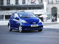 2007 Toyota Aygo Picture Gallery