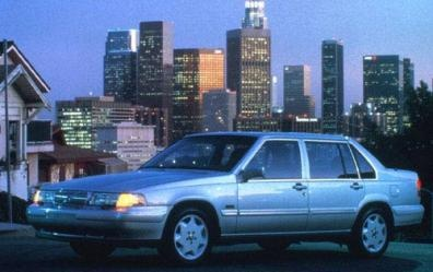 Picture of 1997 Volvo S90