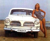 1970 Volvo Amazon Overview