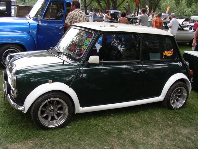 Picture of 1969 Austin Mini, gallery_worthy