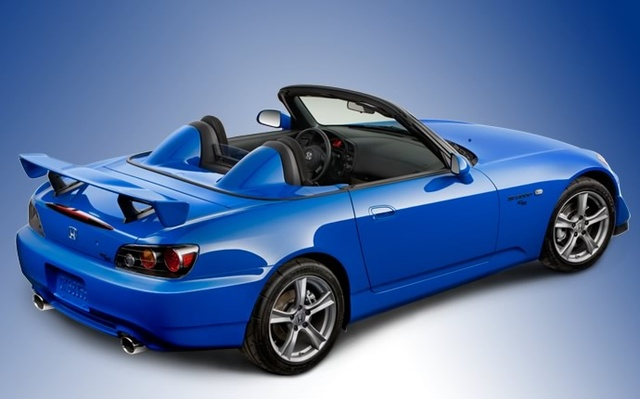 2008 honda s2000 - other pictures