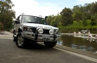Picture of 2002 Land Rover Discovery Series II 4 Dr SE AWD SUV, exterior