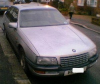1989 Vauxhall Senator Overview