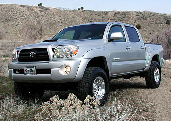 Picture of 2008 Toyota Tacoma Double Cab V6 4WD LB, exterior, gallery_worthy