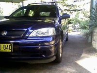 1998 Holden Astra Overview