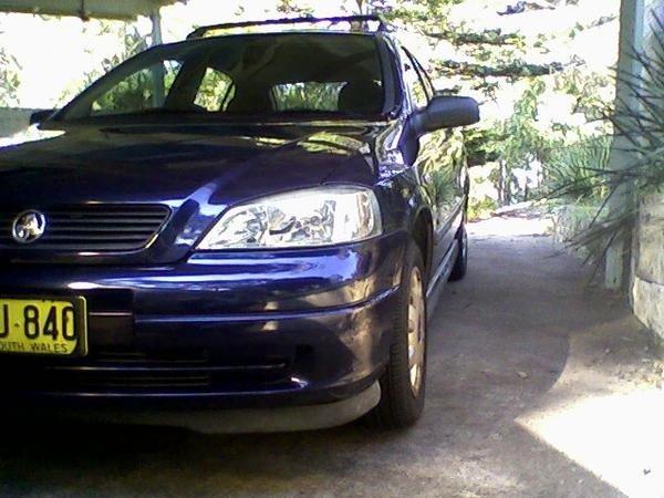 Holden Astra 2004 Sedan. Images 1998 HOLDEN ASTRA