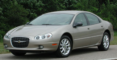 2003 Chrysler Concorde LX picture