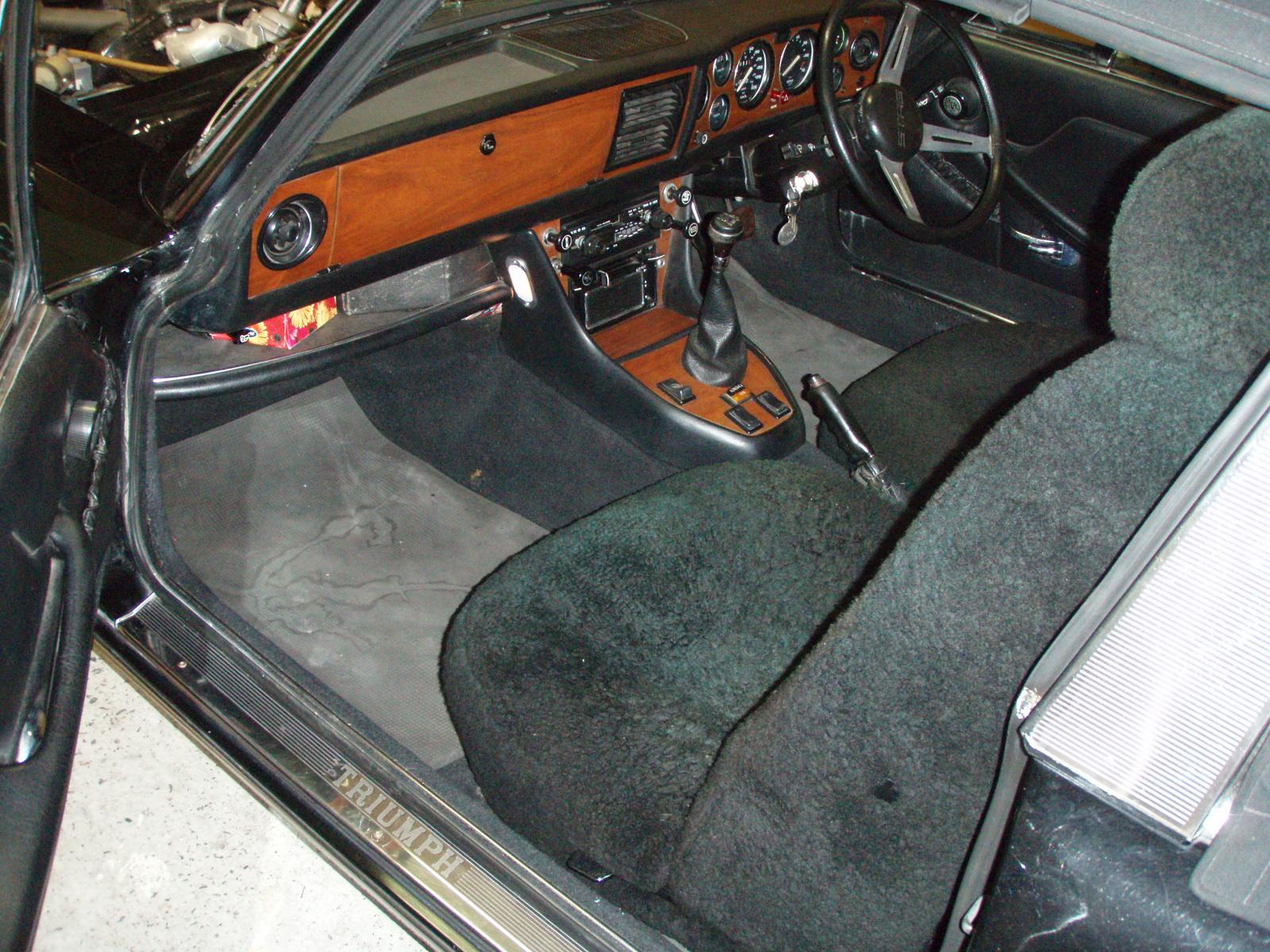 1974 Triumph Stag Interior Pictures Cargurus