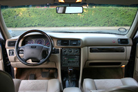 1998 Volvo V70 4 Dr R Turbo AWD Wagon picture, interior