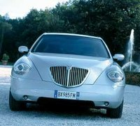 2001 Lancia Thesis Overview