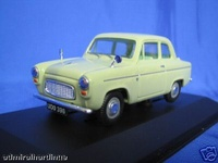 1956 Ford Anglia Overview