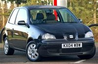 2004 Seat Arosa Picture Gallery