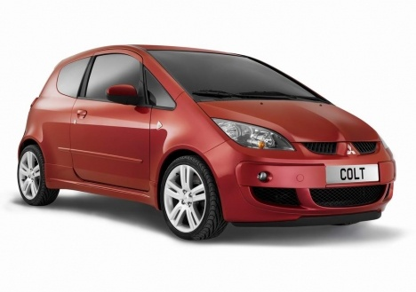 Picture of 2007 Mitsubishi Colt