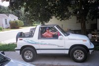 Picture of 1991 Geo Tracker, exterior