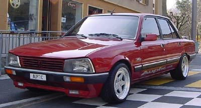 Picture of 1988 Peugeot 405