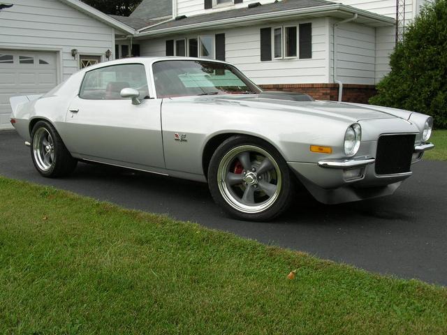 Picture of 1970 Chevrolet Camaro, exterior, gallery_worthy