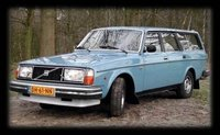 1989 Volvo 245 Overview