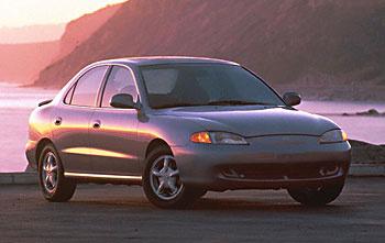 Picture of 1996 Hyundai Elantra GLS Sedan FWD, gallery_worthy