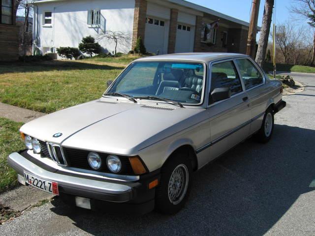 bmw 320 2002. 1983 BMW 3 Series 320i,