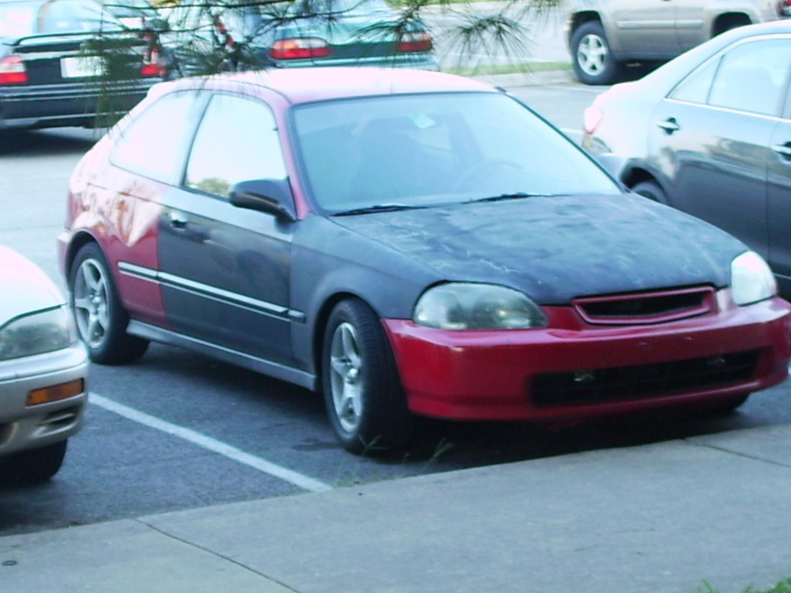 1996 Honda Civic Pictures Cargurus