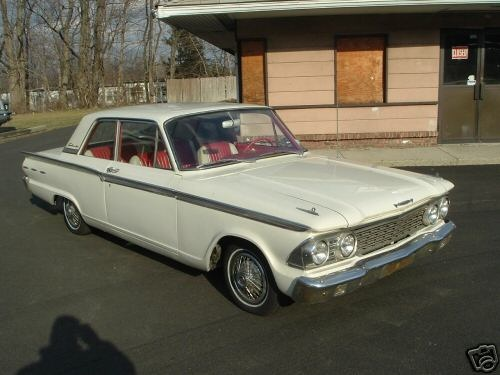 Picture Of 1962 Ford Fairlane