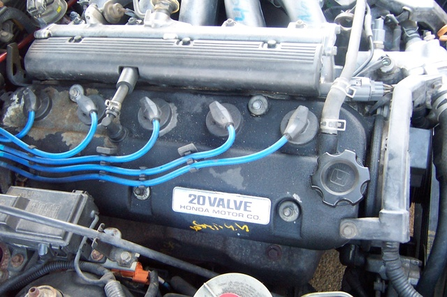 Picture of 1992 Acura Vigor GS FWD, engine, gallery_worthy