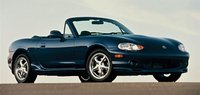 Picture of 2005 Mazda MAZDASPEED MX-5 Miata 2 Dr Turbo Convertible, exterior