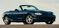 2005 Mazda MAZDASPEED MX-5 Miata 2 Dr Turbo Convertible picture, exterior