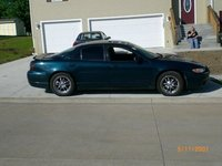 Picture of 1997 Pontiac Grand Prix 4 Dr GT Sedan, exterior, gallery_worthy
