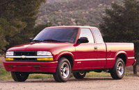 Picture of 2001 Chevrolet S-10 2 Dr LS Extended Cab SB, exterior, gallery_worthy