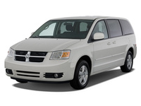 Picture of 2008 Dodge Grand Caravan SXT, exterior