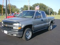 Picture of 2002 Chevrolet Silverado 2500HD 4 Dr STD 4WD Extended Cab LB HD, exterior