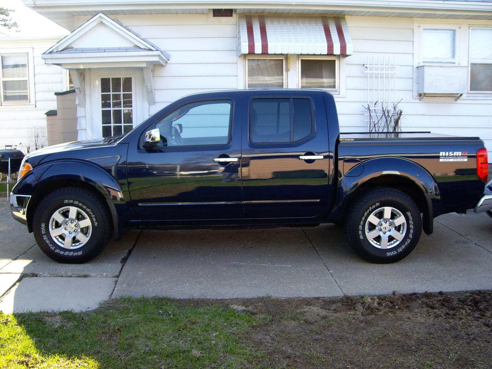 2006 Nissan Frontier Pictures Cargurus