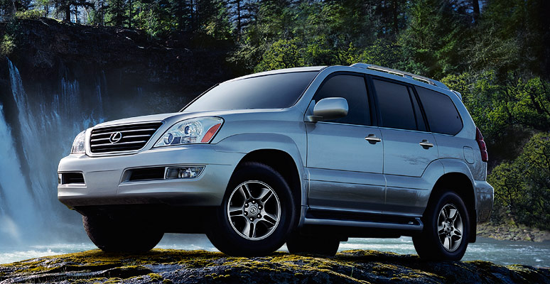 2003 Lexus GX 470 Base picture