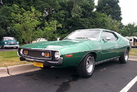 1971 AMC Javelin picture, exterior
