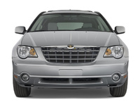 2008 Chrysler Pacifica LX AWD, front, exterior