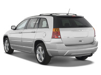 2008 Chrysler Pacifica LX AWD, side, exterior