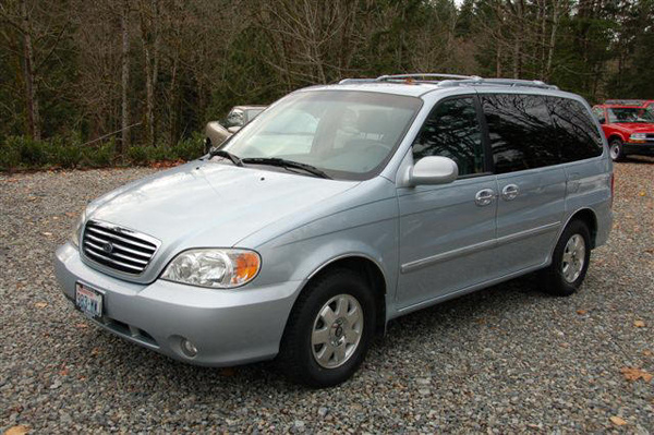 Picture of 2004 Kia Sedona LX, exterior