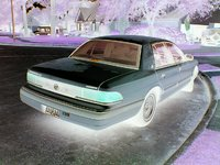 Picture of 1993 Mercury Grand Marquis 4 Dr GS Sedan, exterior, gallery_worthy